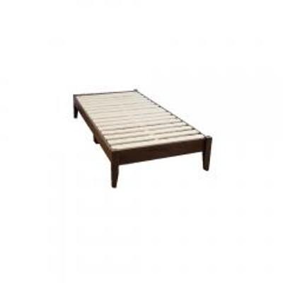 ベッド シングル ベッドフレーム すのこ ロールすのこ すのこベッド 収納 床下収納 木製 ベット ( 送料無料 ベットフレーム シングルサイズ フレーム 寝具 シンプル フレームのみ スノコ すのこベット 取り外し可能 コンパクト )