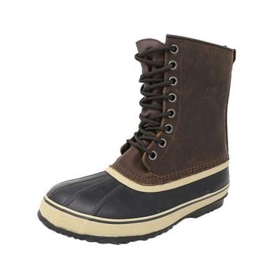 スノーシューイング ソレル  Sorel Men's 1964 Premium T Ankle-High Leather Snow Boot