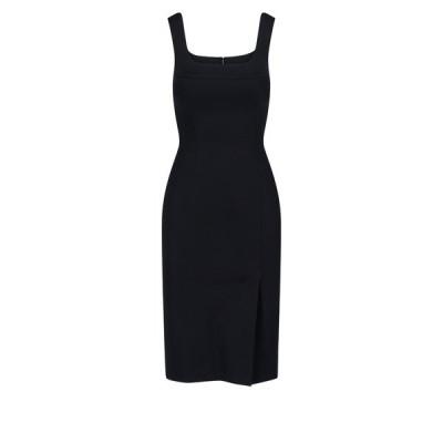 ドルチェ&ガッバーナ レディース ワンピース トップス Dolce & Gabbana Square Neckline Midi Dress -