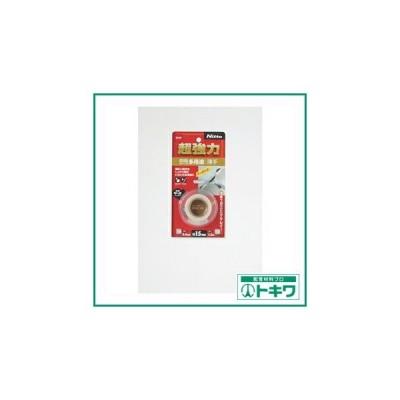 ニトムズ 超強力両面テープ多用途薄手15×1.5 (T4530) (株)ニトムズ