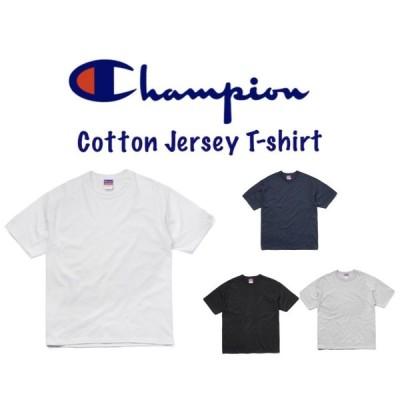 USAモデル【CHAMPION】(チャンピオン)7オンス コットン Tシャツ Heritage 7 oz. Jersey Tee S/SL t2102 メンズ 半袖 Tシャツ T105