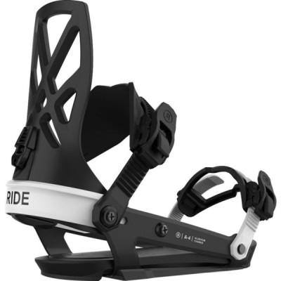 ライド Ride ユニセックス スキー・スノーボード ビンディング A - 4 Snowboard Binding Classic Black