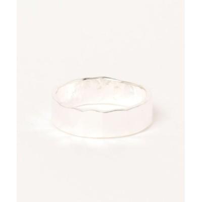 TONE / 【V&SSS】ホライゾン ring sv925 WOMEN アクセサリー > リング