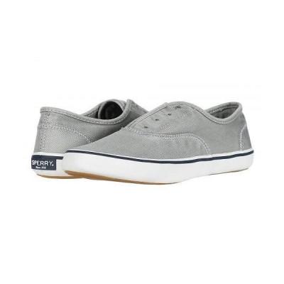 Sperry スペリー レディース 女性用 シューズ 靴 スニーカー 運動靴 Lounge CVO Twill - Griffin