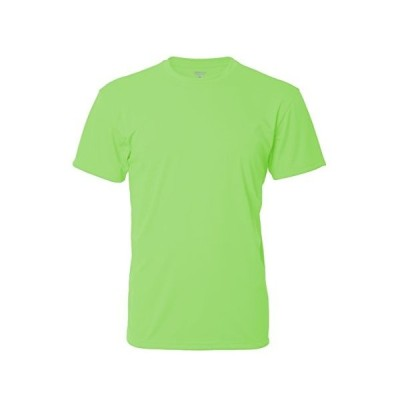 Denali Performance Men's UPF 50+ ProtectUV Short Sleeve T-Shirt - XL Yellow