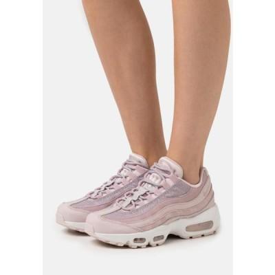 ナイキ レディース 靴 シューズ AIR MAX 95 - Trainers - barely rose/plum chalk/silver lilac/summit white