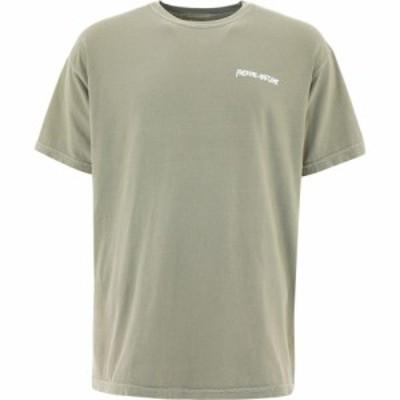 ファッキングオーサム Fucking Awesome メンズ Tシャツ トップス Society T-Shirt Green