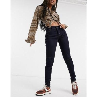 リーバイス Levi's レディース ジーンズ・デニム ボトムス・パンツ 710 Super Skinny Jeans In Dark Blue