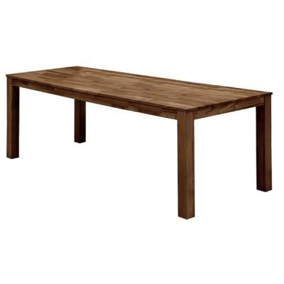 180ダイニングテーブル 「オーズ」(ウォールナット)