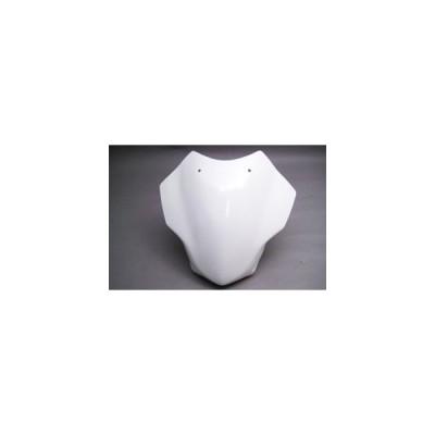 GSX-R1000(03〜04年) ゼッケンプレート FRP/白 A-TECH(エーテック)