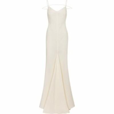 ジャックムス Jacquemus レディース パーティードレス ワンピース・ドレス bridal la robe camargue linen gown Light Beige