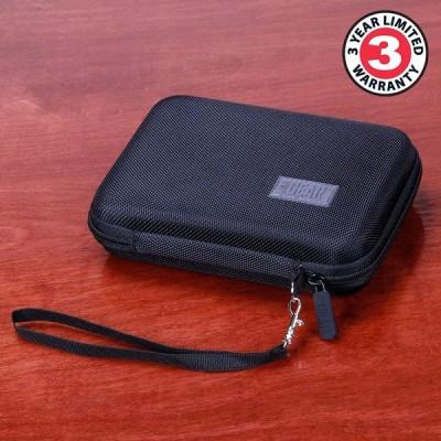 GPD Pocket 7インチミニノートパソコンPCハードシェルストレージトラベルケース USA Gear - HS7.5 7インチ小型ノー