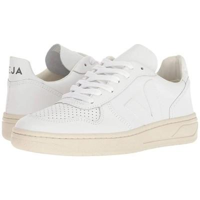 VEJA V-10 メンズ スニーカー 靴 シューズ Extra-White Leather
