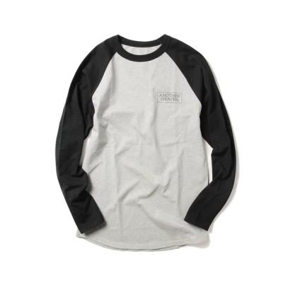tシャツ Tシャツ ANOTHER HEAVEN/アナザーヘブン ラグランロンT
