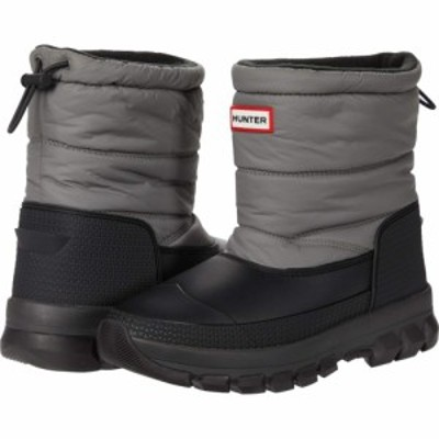 ハンター Hunter レディース ブーツ シューズ・靴 Original Insulated Snow Boot Short Mere/Black