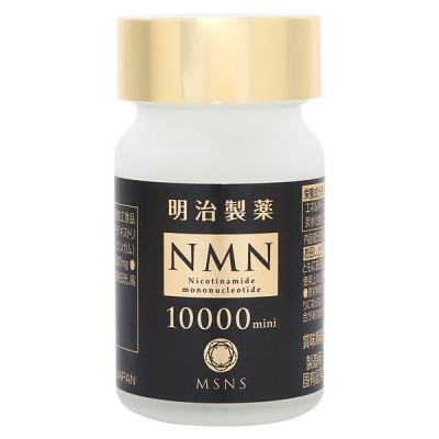 明治製薬 NMN 10000 mini 24粒 NMN エヌエムエヌ サプリメント ニコチンアミドモノヌクレオチド含有加工食品 健康食品 健康補助食品 日本製