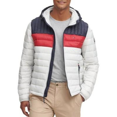 【残り1点!】【サイズ:XL】トミー ヒルフィガー メンズ アウター ダウン・中綿ジャケット