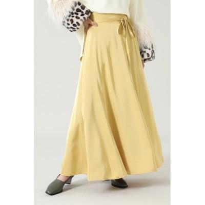 ROSE BUD / フレアロングスカート WOMEN スカート > スカート