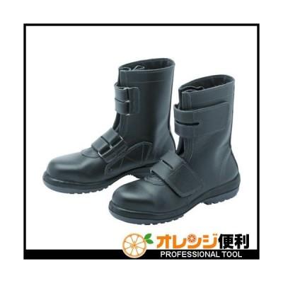ミドリ安全 ラバーテック安全靴 長編上マジックタイプ 27.0 RT735-27.0 【811-2253】