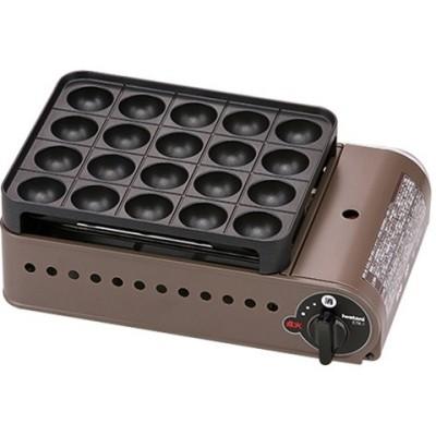 イワタニ カセットガスたこ焼き器「スーパー炎たこ」CB-ETK-1 (1台)