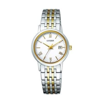 [シチズン]CITIZEN 腕時計 Citizen Collection シチズン コレクション Eco-Drive (文字盤色-ホワイト)
