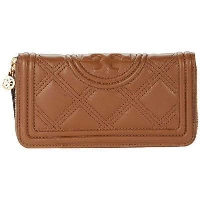 トリーバーチ Fleming Soft Zip Continental Wallet レディース 財布 Moose