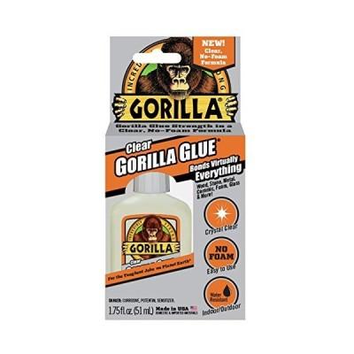 ゴリラ4500104クリアグルー1.75オンス、クリア 北米版 Gorilla 4500104 Clear Glue 1.75 Oz., Clear