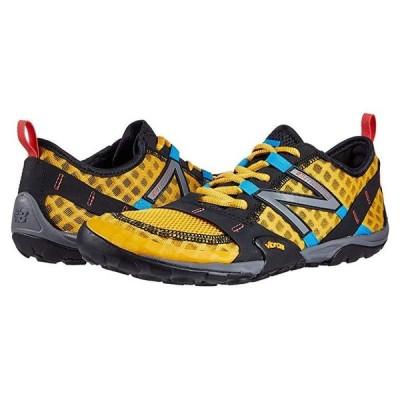 ニューバランス Minimus T10v1 メンズ スニーカー 靴 シューズ Varisty Gold/Black