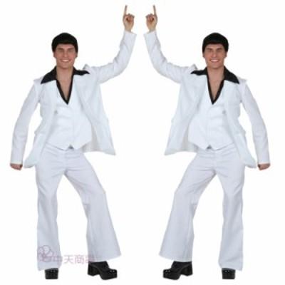 ハロウィン ディスコショーコスチューム Halloween メンズ 欧米風 コスプレ専用 ダンス衣装 変装 舞台 大人 演出服