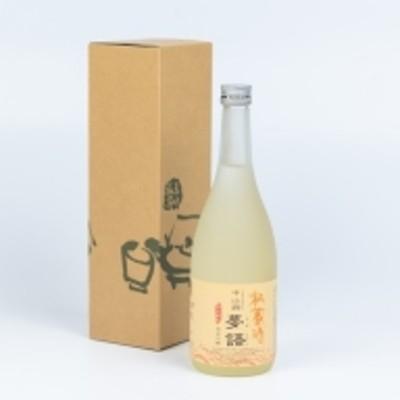 HT-02 純米吟醸酒 「夢語(3年熟成)」