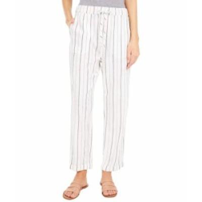 ボルコム レディース カジュアルパンツ ボトムス Sunday Strut Pants Black Stripe