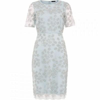 フェーズ エイト Phase Eight レディース ワンピース ワンピース・ドレス Anika Beaded Lace Dress Beige
