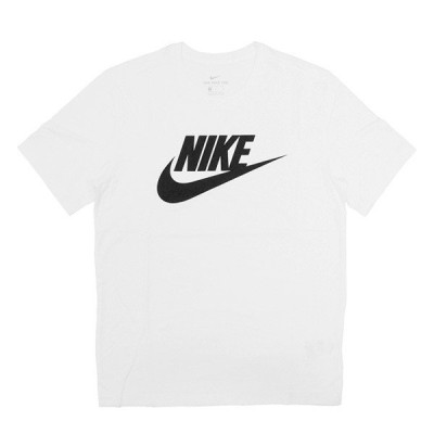 NIKE ナイキ FUTURA ICON TEE フューチュラアイコンTシャツ カットソー メンズ ロゴ AR5005 101 ホワイト ルームウェア 部屋着