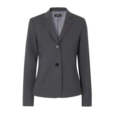 セオリー THEORY テーラードジャケット 鉛色 0 ウール 96% / ポリウレタン 4% テーラードジャケット