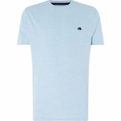 ライジング ブル Raging Bull メンズ Tシャツ トップス Raging Signature T-Shirt Sky Blue