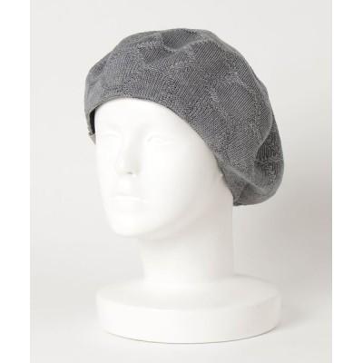Styles / HUNTISM HoneyComb Beret WOMEN 帽子 > ハンチング/ベレー帽