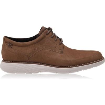 ロックポート Rockport メンズ 革靴・ビジネスシューズ シューズ・靴 Garett Plain Toe Oxford Shoes New Vicuna