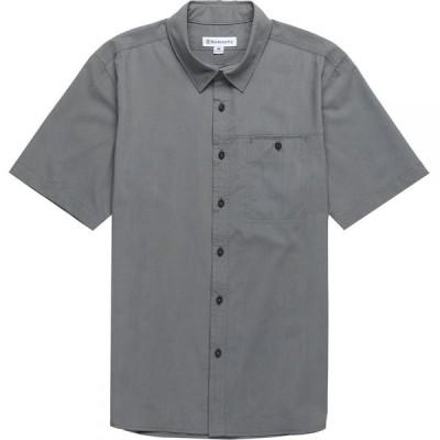 バックカントリー Backcountry メンズ トップス San Rafael Active Shirt Smoked Gray