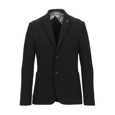 HAVANA & CO. テーラードジャケット ブラック 50 ポリエステル 85% / レーヨン 15% テーラードジャケット