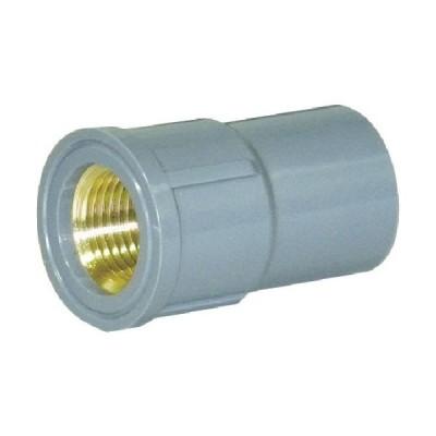 クボタケミックス TSメタル給水栓ソケット TS-MWS 20 (TSMWS20) (株)クボタケミックス