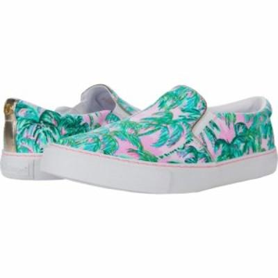 リリーピュリッツァー Lilly Pulitzer レディース スニーカー シューズ・靴 Julie Sneaker Pink Blossom Suite Views Accessories Small