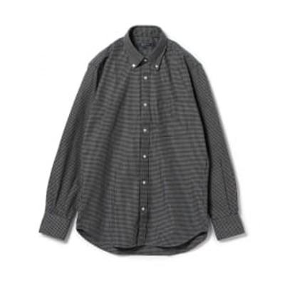 【アウトレット】B:MING by BEAMS / カジュアル チェック ボタンダウンシャツ