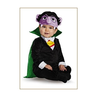 Disguise Baby Boys' Count Deluxe Infant Costume, Multi, 6-12 Months【並行輸入品】