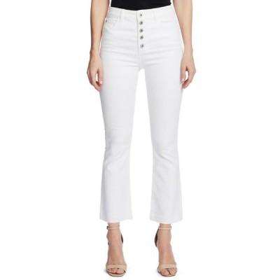 セセ レディース デニムパンツ ボトムス Straight-Leg Jeans