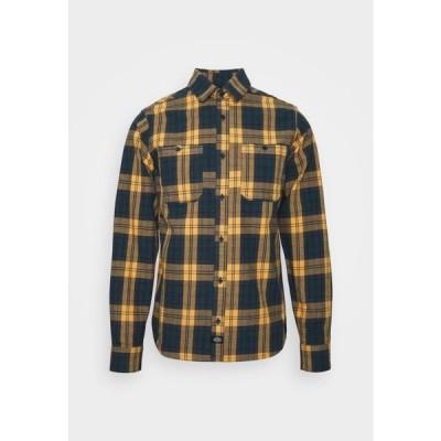 ディッキーズ メンズ シャツ NEW IBERIA - Shirt - air force blue