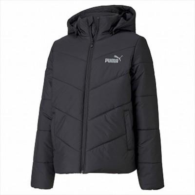 [puma]プーマ ESS Padded HD Jacket G (585354)(01) プーマ ブラック[取寄商品]