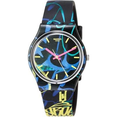 [スウォッチ] 腕時計 Nightclub ナイトクラブ Gent ジェント LISTEN TO ME GB318 正規輸入品