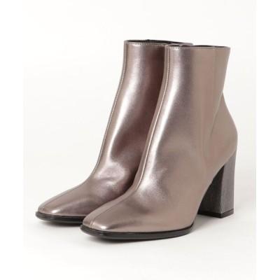 LOVELESS / スクエアブーティ WOMEN シューズ > ブーツ