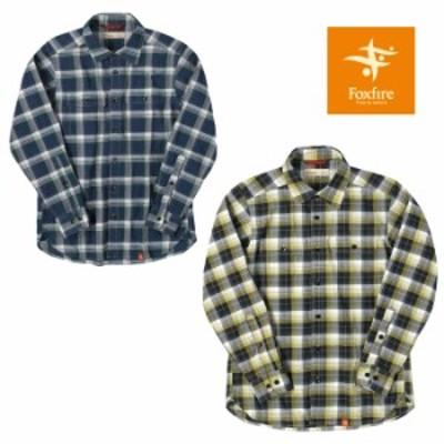 フォックスファイヤー Cシールドワッシャーシャツ FXF5212840 メンズ/男性用 シャツ C-SHIELD Washer Shirt