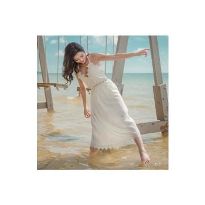 ビキニ ハイウエスト 3点セット ロングワンピース付 2色 花柄 レディース  リゾート ビーチ